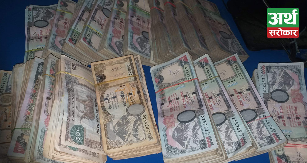 Former Minister of State Budha aids Rs 300,000