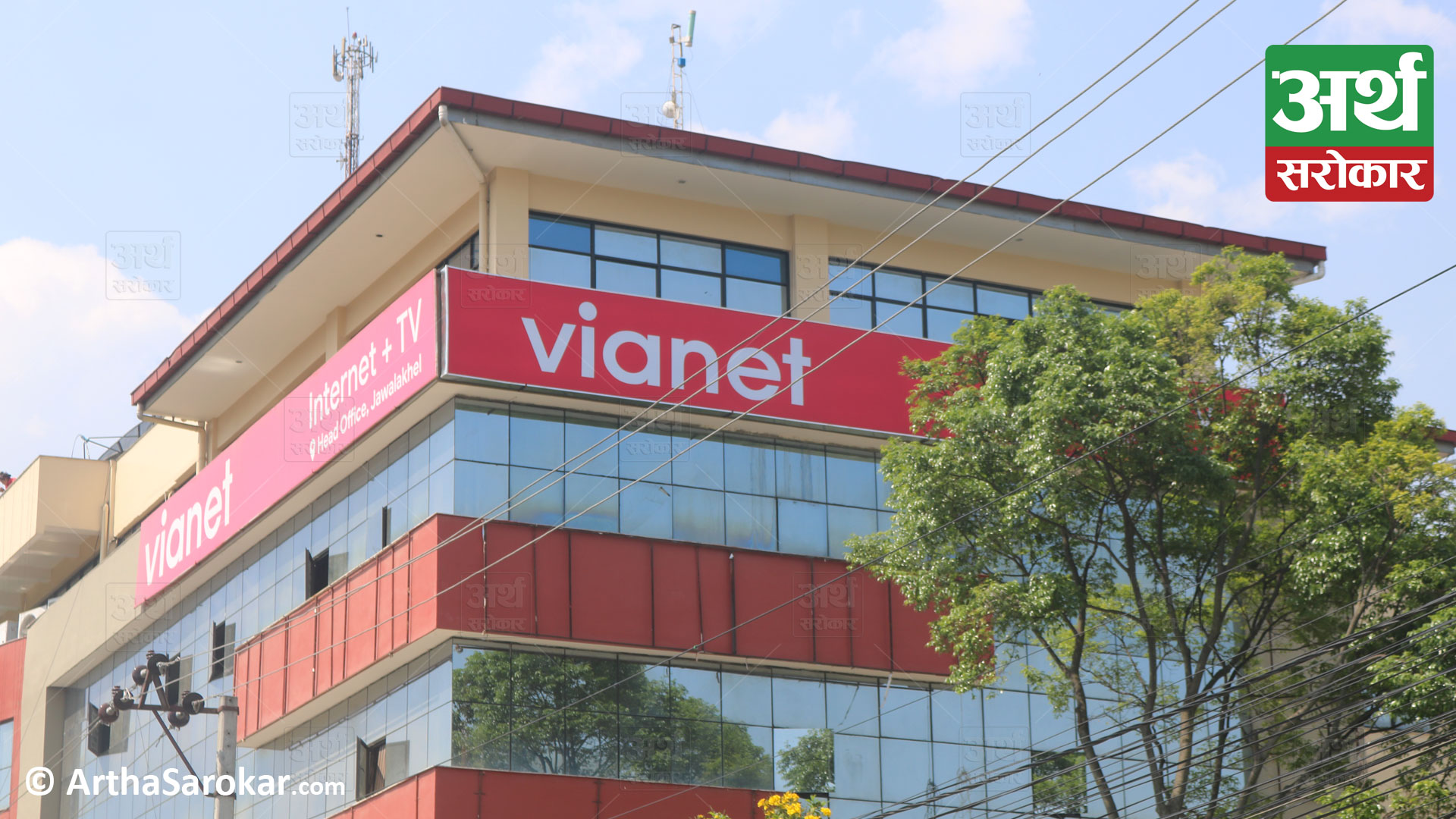 Vianet launches Purple Pack OfferInternet, Television and48 GBNcellData free