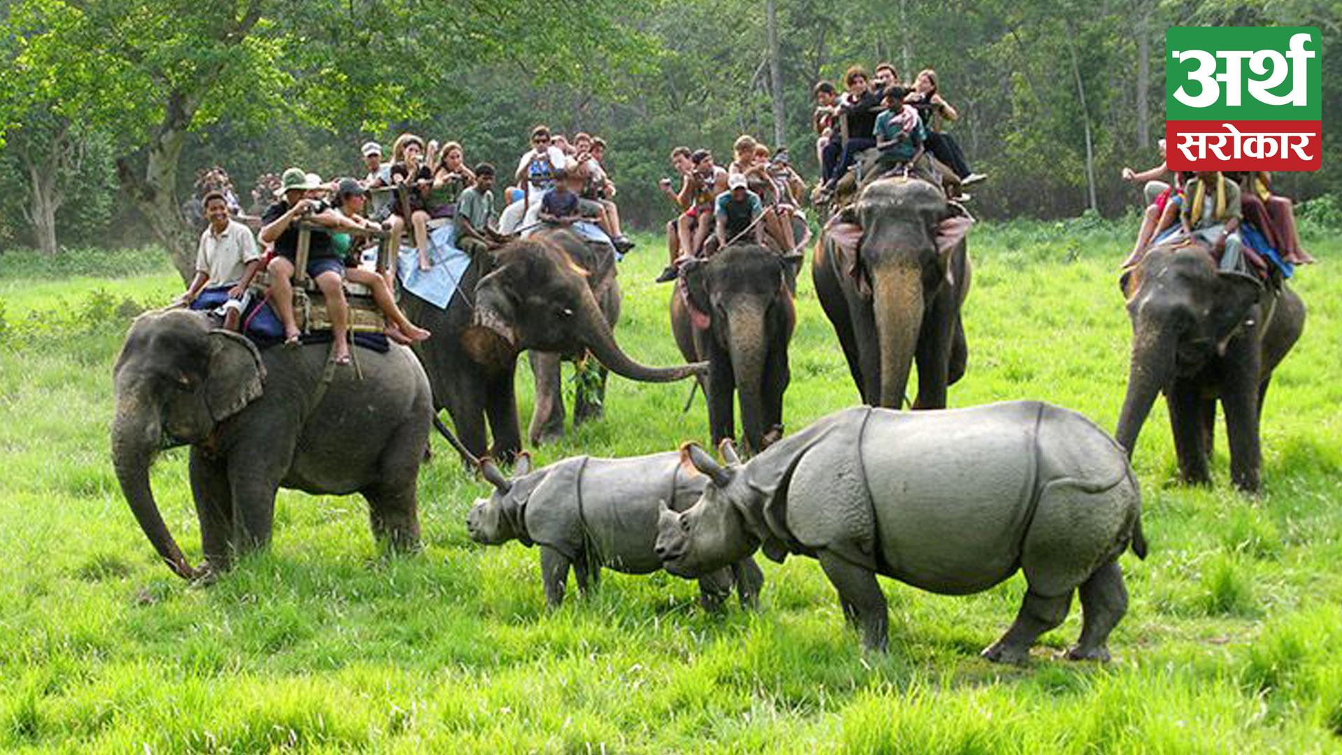 Tourism activities open in Chitwan National Park